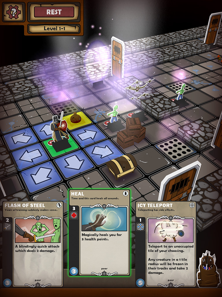 Card Dungeon Screenshots